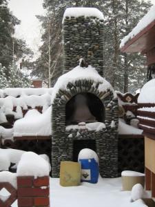 печь барбекю новосибирск