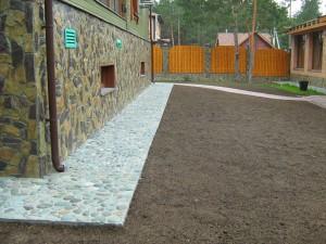 облицовка камнем Новосибирск