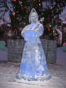 Ледяные композиции