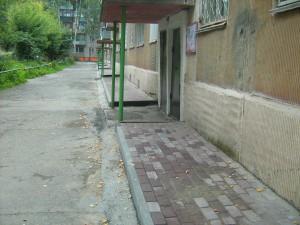 """Укладка тротуарной плитки """"под ключ"""". Мощение брусчатки."""