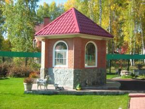 строительство беседок в Новосибирске