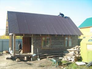 Строительство бань под ключ новосибирск