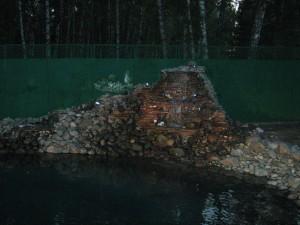 водоем на участке фото