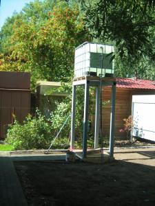 водоснабжение садового участка
